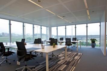 Flexibele kantoorruimte Leonardo da Vincilaan 9, Zaventem