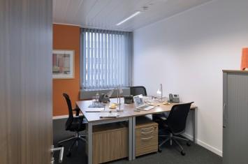 Flexibele bedrijfsruimte Marcel Broodthaersplein 8, Brussel
