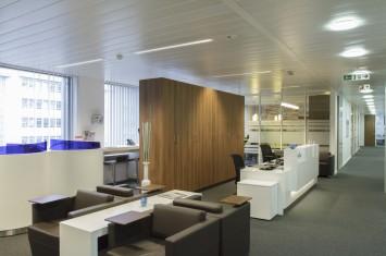 Flexibele werkplek Marcel Broodthaersplein 8, Brussel