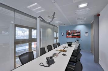 Flexibele kantoorruimte Martelarenplein 16, Leuven