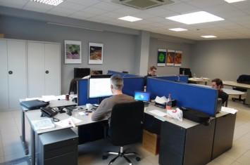 Flexibele kantoorruimte Meersbloem Melden 46, Oudenaarde