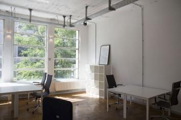 Flexibele kantoorruimte Offerandestraat 1-3, Antwerpen