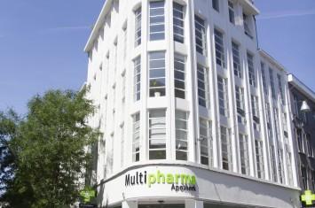 Bedrijfsruimte Offerandestraat 1-3, Antwerpen
