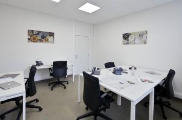 Flexibele werkplek Pastoor Cooremanstraat 3, Brussel