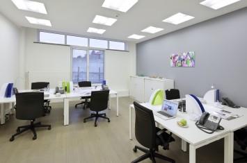 Flexibele kantoorruimte Pastoor Cooremanstraat 3, Brussel