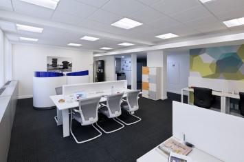 Flexibele kantoorruimte Quellinstraat 49, Antwerpen