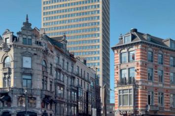 Kantoorruimte Rue Joseph Stevens 7 , Brussel