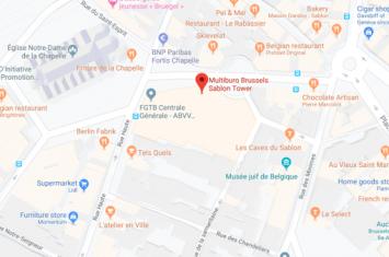 Rue Joseph Stevens 7 , Brussel