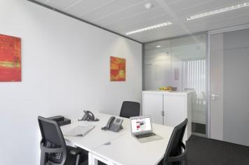 Flexibele kantoorruimte Schumanplein 11, Brussel