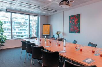 Virtueel kantoor Square de Meeûs 38/40, Brussel