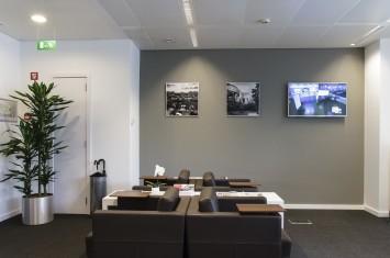 Flexibele werkplek De Meeûssquare 37, Brussel