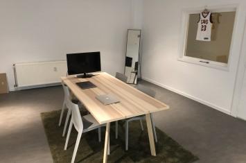 Virtueel kantoor Vosveld 4, Antwerpen