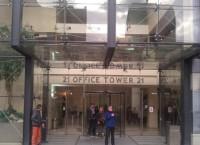Kantoorruimte: Bolwerklaan 21 in Brussel