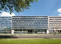 Kantoorruimte Kunstlaan 56, Brussel