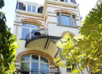 Kantoorruimte: Rue Abbe Cuypers 3 in Brussel